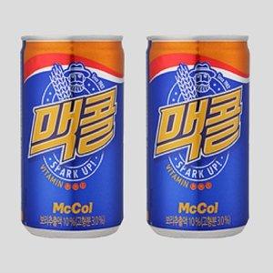 [맥콜] 일화/맥콜/음료수/캔음료수/사이다/콜라/레쓰비/식혜