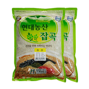 [현대농산] 찹쌀 4kg/현미찹쌀/찹쌀/찰현미 /2020년산 햇곡