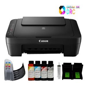 [캐논코리아비즈니스솔루션] 이코노믹 E402 잉크젯복합기 무한잉크 프린터기 MG2590