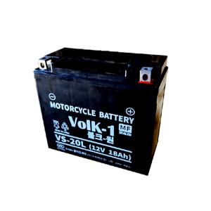 YTX20L 오토바이 배터리 할리 밧데리 골드윙 12V18Ah