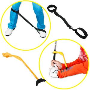 골프자세교정기/스윙연습기/골프연습기/골프용품