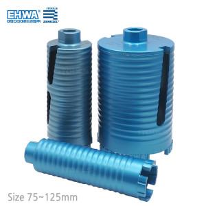 이화/EHWA/건식/비트/모음/코아날/75mm~125mm/siz선택