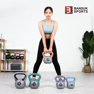 [반석스포츠] 스타일케틀벨 3kg~16kg 다이어트/아령/케틀벨