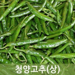 청양고추( 상)10kg 1박스 두리반농산