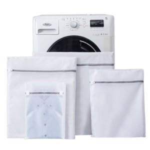 [플러스원] 드럼세탁기겸용 국산세탁망 이중빨래망 이불망 속옷망