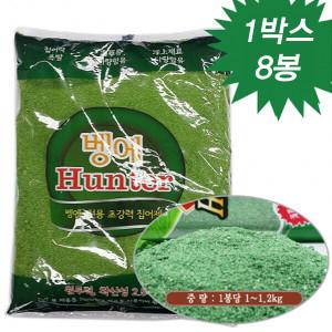 (벵에 헌터)벵어돔 집어제/밑밥/바다낚시(1박스12봉)