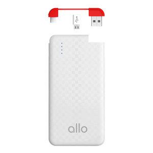 [알로코리아] ALLO New allo220 카드형 보조배터리 5000mAh 1+1 단독