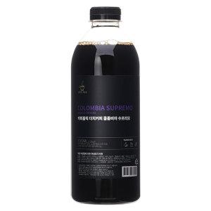 커피홀릭 더치커피 원액 콜롬비아 수프리모 1000ml