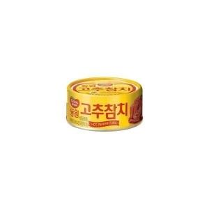 [동원에프앤비] 동원참치 고추참치 100g (1캔) 4만원이상 무료배송