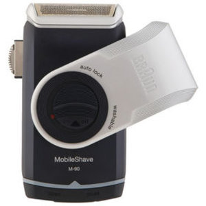 [브라운] 브라운 PocketGo M90/트위스트캡/트리머/건전지내장