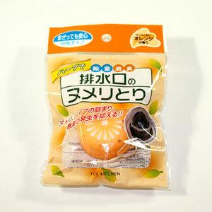 배수구 미끈거림 방지/배수구 냄새제거용(오렌지향)