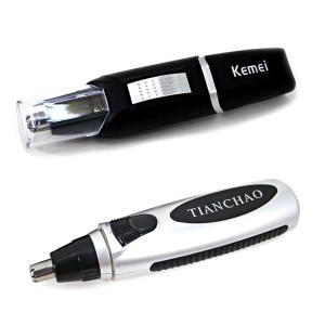 티안 코털깍이 건전지포함/물세척가능 코털 면도기