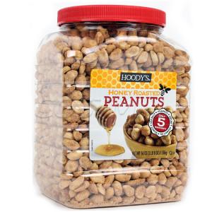 후디스 허니 로스티드 피넛 1.13kg/꿀땅콩 코스트코