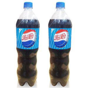 [롯데칠성] 펩시 콜라 1.25리터 (업소12페트)/ 음료수 음료