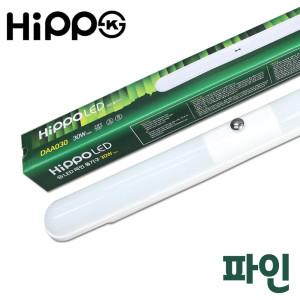 [히포LED] 히포 LED등기구 30w 크리스탈 일자등/dlfl-230cc/두영