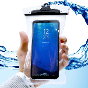 유픽스 방수팩 라운드 다용도용 핸드폰/휴대폰/국산