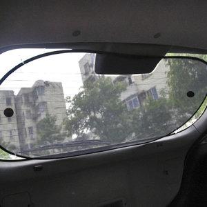 자동차 옆창 뒷유리용 햇빛가리개 3종 카커텐 차량용