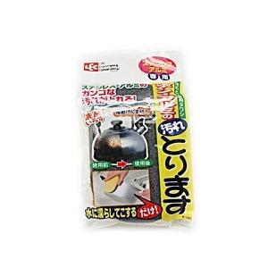 일본 LEC 무세제 스텐수세미 찌든때수세미
