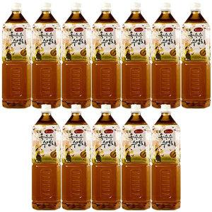 광동)옥수수수염차1.5Lx12개/헛개차/보리차/건강음료