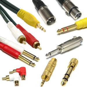 고급형 오디오 케이블 음성 음향 스피커 앰프 연결선
