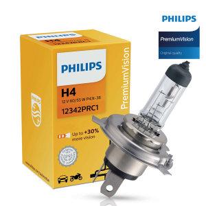 [필립스] 필립스 뉴프리미엄비전(1P) 순정전구 전조등 안개등