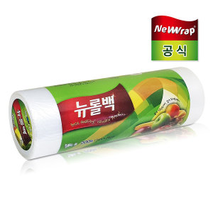 [뉴랩] 뉴랩 롤백 소형200매 /위생백/뉴백/크린백/비닐백