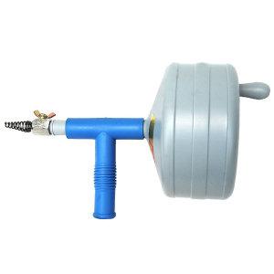 삼정크린 스프링청소기 변기 하수구뚫는기계