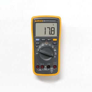 플루크/Fluke 멀티미터 15B+/17B+/멀티메타/테스터기