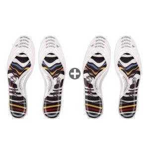 [에어아치] 기능성 깔창 에어 신발 구두 운동화 키높이 발마사지