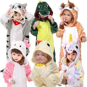 맘앤대디 어린이 동물잠옷 / 수면잠옷 돼지