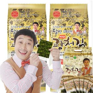 [광천김] 광천김본사직송 달인 식탁김 재래김12봉/파래김15봉