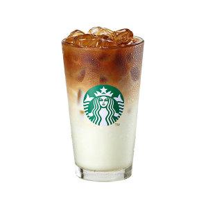 [스타벅스] (스타벅스) 아이스 카라멜마키아또 Tall
