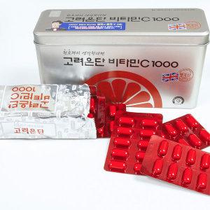 [고려은단] 고려은단비타민C1000 300정 쇼핑백/추석/효도선물
