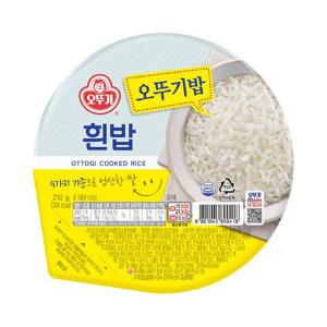 [오뚜기밥] 오뚜기밥 210g x24개 햇반 즉석밥