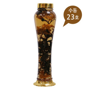용천자연유리 수동 23호-1박스(6개) 담금주병/술병