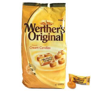 [코스트코] New. 웨더스 오리지날 크림 버터 캔디 1000g 웨덜스