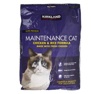 [커클랜드] 미국산 코스트코 커클랜드 고양이사료 11.34kg