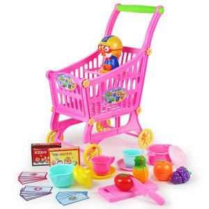 [뽀로로] 뽀로로 과일 쇼핑카트 / 마트 어린이날선물 장난감