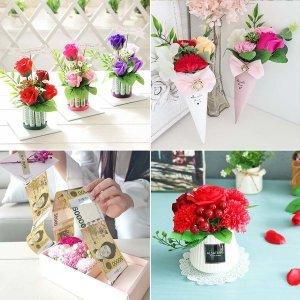 스승의날 13종 비누꽃 카네이션 꽃다발 스승의날선물