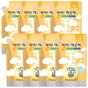 [아이깨끗해] 아이깨끗해 리필x12개 용기+리필/핸드워시 손세정제