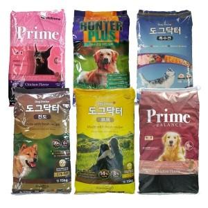 [뉴트리나] 대형견사료 15kg 대용량 강아지사료 진돗개 개사료