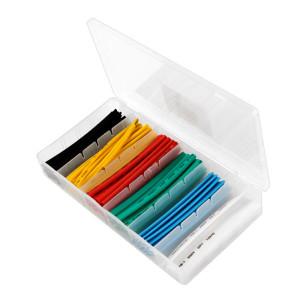 열수축튜브세트 컬러 전선 절연 케이블 보호 보강 DIY