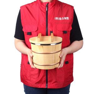 MA 초밥통 1호(190)원목 음식 요리 보관통 김밥통 틀