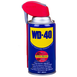 WD-40 스마트스트로우 HD60 뿌리는구리스 방청 윤활제