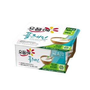 [굿모닝우유] (1+1)빙그레 오리지널플레인 85Gx4