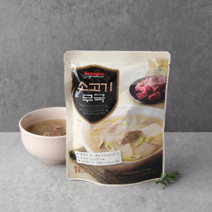 [홈플러스] AAF 집밥 소고기 무국 300g