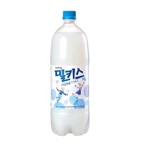 롯데칠성 밀키스 1.5L
