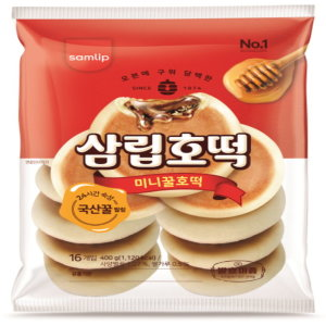 [샤니] 삼립 호떡의원조요요꿀호떡 400G