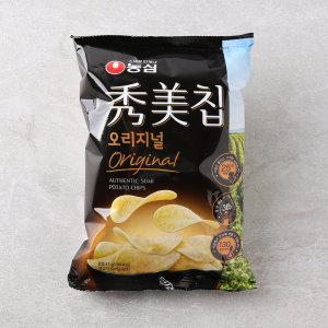 [수미칩] (균일가)농심 수미칩오리지널 55G