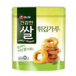 농심 건강한쌀튀김가루 450G